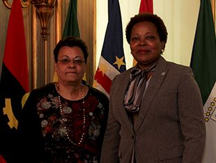 Secretária Executiva reúne com Diretora Executiva do IILP