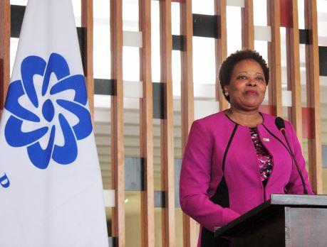 Resultado de imagem para Maria de Carmo Silveira - Secretária Executiva da CPLP