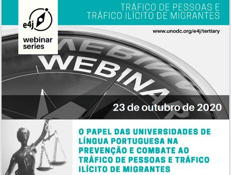 CPLP em videoconferência sobre as Universidades no Combate ao Tráfico de Pessoas