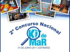 "II Concurso Nacional ""Kit do Mar"""