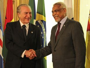Vice-Presidente do Brasil visitou Sede da CPLP