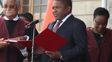 Murargy na investidura do Presidente de Moçambique