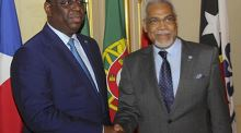 Presidente do Senegal visitou Sede da CPLP